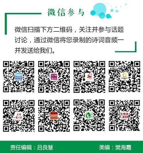 """""""清明追思文明祭扫""""网络文明传播活动海报"""